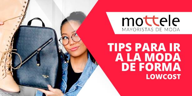 Tips para ir a la moda sin que se resienta nuestro bolsillo